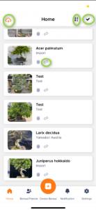 Yama Bonsai (J)inspire app – New features